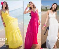 print elegant chiffon bandage dresses for women summer sexy maxi long party leopard club runway dress 2014 long dress bk14 Q9