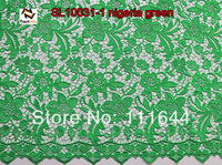 african watersoluble embroidery lace fabric of the newest design
