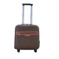 "Oxford fabric universal wheels general mini waterproof travel trolley luggage 16"""