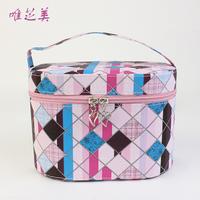 2014 Small mini cosmetic box travel portable cosmetic storage box
