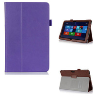 New Handheld Wallet Card Leather Case for Dell Venue 11 Pro 10.8 Foldable Stand Smart Cover Case for Dell Venue 11 Pro 10.8