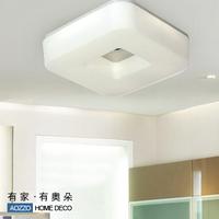 Acrylic ceiling light modern brief bedroom lamps study light kitchen light lighting 40001 a
