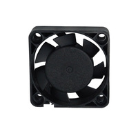 CoolCox 40x40x10mm DC fan,CC4010H24S,Sleeve Bearing,24V,4cm DC brushless fan,40mm DC Axial fan,2pin connector,5pcs/lot