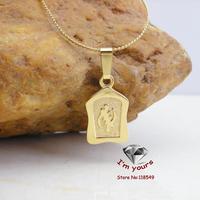 JHGOO20646 Classic 18K Gold Plated Muslim islamic Allah pendants 3pcs/lot