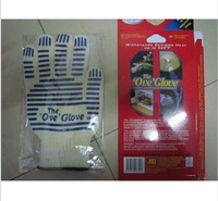 Free Shipping 400pcs/lot AS SEEN ON TV Ove Glove Microwave ove Glove Heat Resistant Cooking Heat Proof Oven Mitt Glove