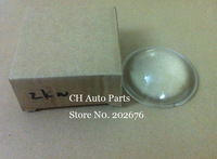 FREE SHIPPING, CHA DLAND 3.0 INCH ZKW-R CLEAR LENS, EXCELLENT CHOICE FOR HID PROJECTOR UPGRADE