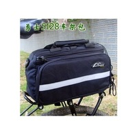 Waterproof bicycle bag 5128 32*28*17CM black color hot sale high quality Free shipping