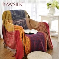 Full slip-resistant Sofa towel Sofa cover Chenille sofa cushion Sofa set blanket