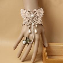 faux pearl bracelet price