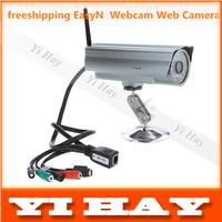 EasyN  Webcam Web Camera WIFI IR NightVision Wireless IP Camera, S62, freeshipping, dropshipping wholesale