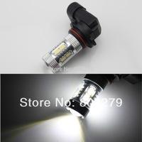 2pcs/Pair H11 LED 12 SMD 5630 11W Car Fog Light Day Running DRL Bulb 12V-24V Volt White