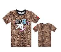 Trukfit T shirt mens new design fashion T-shirt 21 styles men's short sleeve leopard galaxy camo floral Free Shipping