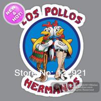 High Quality Breaking Bad Los Pollos Hermanos Walter White 100% Cotton Casual Fashion Print  T-shirt Tee Dress Camiseta Clothing