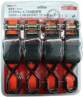 Ratchet tie rope tightener straps tensioners luggage strap