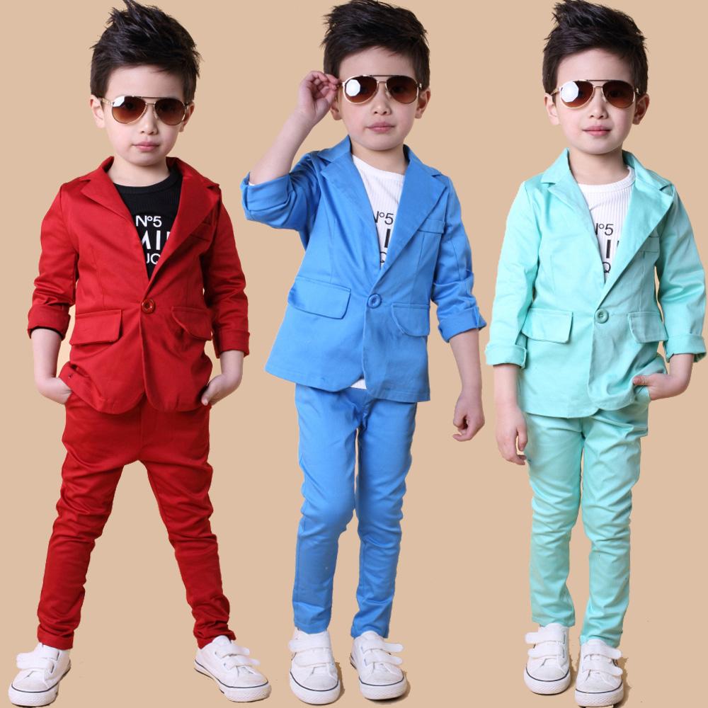 Модные костюмы для мальчика