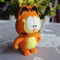 Cute Garfield cat Gift Cartoon model 4gb 8gb 16gb 32gb USB2.0 Full flash drive Memory Stick pen drive usb flash drive