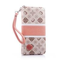 Betty betty boop wallet women's clutch single zipper day clutch mobile phone wallet fashion Free shipping