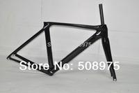2014  bicycle carbon fiber road frameset   T800 carbon frame and fork di2 carbon bike,SIZE ;49cm 52cm 54cm 56cm 58cm