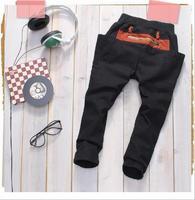 Spring 2014 Korean children trousers boy girl baby pants children tooling Haren pants