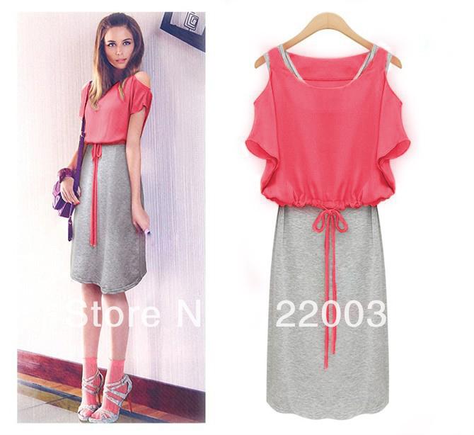 Cool Com  Buy New 2014 Summer Dress Fashion Women Casual Dress Korean