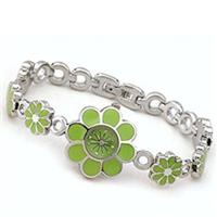 Free shipping, Ikey eyki women's watch all-match bracelet flower personalized fashion ladies watch k2888l