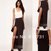 Fashion slim hip skirt bust skirt