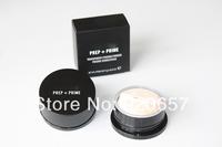 Free shipping brand makeup New arrival Loose powder + powder puffs +PRIME makeup face powder 9g  1Piece