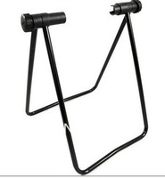 Free Shipping Portable Bicycle Triple Wheel Hub Stand Kickstand for Repair Parking Holder Bicycle Rack