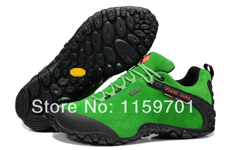 2014 high quality classical women's hiking shoes waterproof euro size