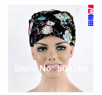 NEW Matin long hair surgical cap doctors and nurses 100% cotton free shipping