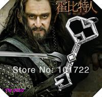 Hot Selling Neckalce !!! Wholesale The Hobbit Key Chain Pendant !!!!