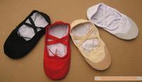 Adult female child cat's claw shoes canvas shoes ballet shoes