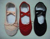 Child adult dance shoes soft outsole dance shoes yoga shoes