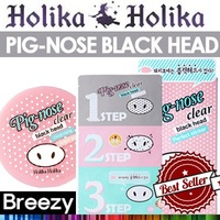 Korea Pig-nose Clear BlackHead Cleansing shrink pores Nose clean moisturize
