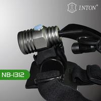 Hot selling !! INTON 2014 new model high quality bike helmet light