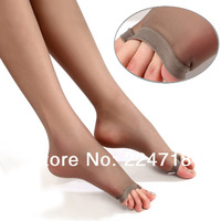 Min order $9.9,15D toe stockings with different colors,Ultra thin toe pantyhose