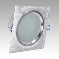 2.5 led downlight 8 3w square lighting led kit ceiling spotlights 12w wall lights