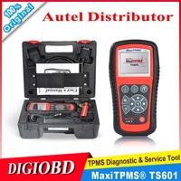 2014 New Arrival Original AUTEL MaxiTPMS TS601 With OBD2 Adapters TPMS Diagnostic & Service Tool TS 601 Update Via Autel Website