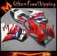 RVF400R 1994 1995 1996 1997 1998 red white fairing Body Kit Fairing for Honda RVF400R RVF 400 R NC35  AB