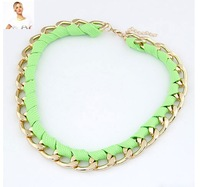 Min order 10USD(Mix order) SJB442  Western Style Fashion Chain Necklaces & Pendants