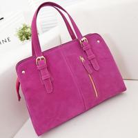 Fashion women's handbag red women's 2014 female handbag shoulder bag cross-body handbag large bag women's bags