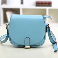2014 women's handbag messenger bag small bag fashion casual messenger bag women's bags trend