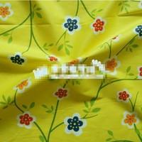 "Plum-blossom Three Movements Comfortable Soft 100% Cotton Fabric 20"" X 63"" FCX55"