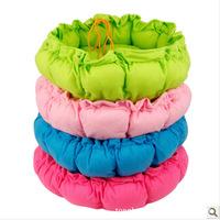 Pumpkin nest kennel dog sofa Pet Supplies seasons kennel pet nest washable dog