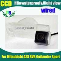 Car camera For Mitsubishi ASX RVR Outlander Sport car rear view backup camera Pixels728*582 CCD Night Vision car parking camera