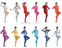 Women's Catsuit Dancewear Lycra Spandex Zentai Unitard