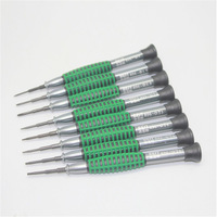 Free Shipping High Quality phillips precision screwdriver torx set phone tools  PH00/PH000/T3/T4/T5.T6 screwdrivers 8pieces/set