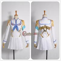 Custom Made Kill La Kill  Satsuki Kiryuin Anime Cosplay Costume