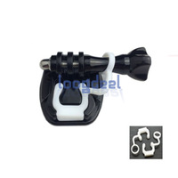 2 pcs Silicone Rubber Tripping  Locking Lock Plug for Gopro Hero 3+ / 3 /2 /1 Free Shipping