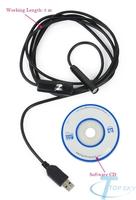 22M LED Mini USB Borescope Endoscope Inspection Snake Tube Camera Inspeccion endoscopio periscopio endoskop endoscopio